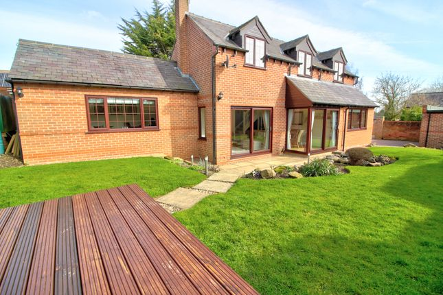 3 bed detached house for sale in Green Lane, Seagrave, Loughborough
