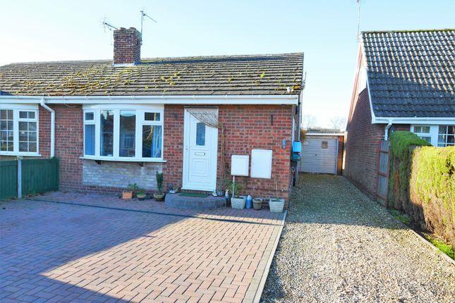 2 bed semi-detached bungalow for sale in Croft Close, Eastrington, Goole