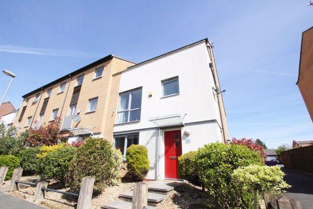 Thumbnail Town house for sale in Swansea Close, Cressington Heath, Liverpool
