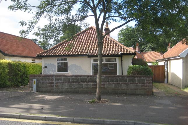 5 bed detached bungalow to rent in Bowthorpe Road, Norwich, Norfolk NR5