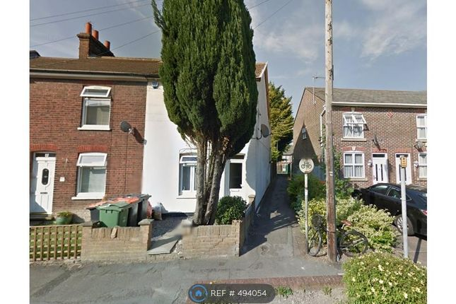 Thumbnail End terrace house to rent in Victoria Street, Dunstable