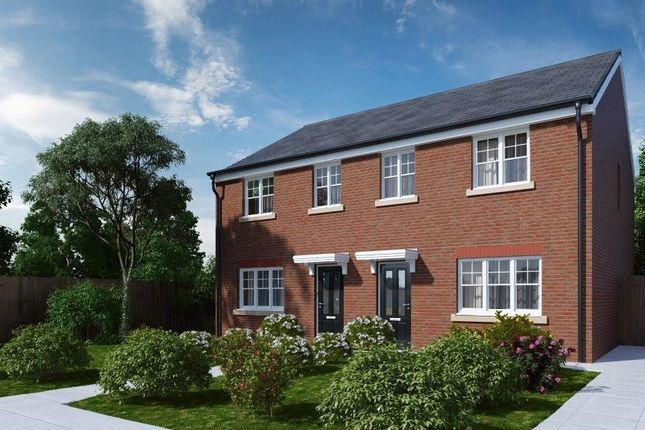 Thumbnail Mews house for sale in Vicarage Gardens, Wigan