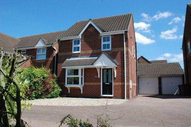 Thumbnail Detached house for sale in Brayfield Close, Bury St. Edmunds