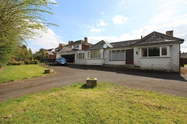 Thumbnail Bungalow to rent in Dalby Avenue, Leicester