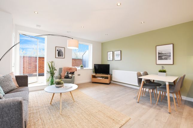 Thumbnail 2 bedroom flat for sale in 2 Blossom House, 5 Reservoir Way, London