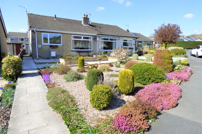Thumbnail Semi-detached bungalow to rent in Ings Drive, Bradley, Keighley