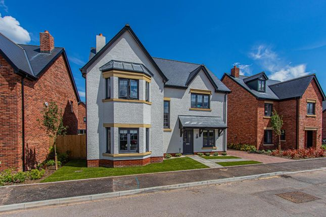 Thumbnail Detached house for sale in Usk Road, Cardiff