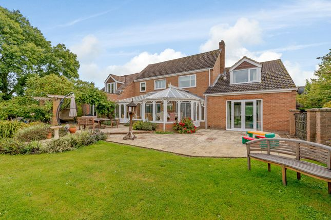 Thumbnail Detached house for sale in Ashley Road, Middleton, Market Harborough