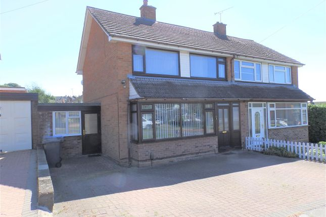 3 bed semi-detached house for sale in Bridgwater Road, Ipswich IP2