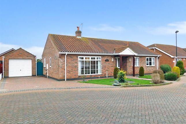 Detached bungalow for sale in St Nicholas Close, Addlethorpe, Skegness