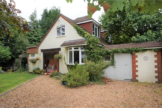 Thumbnail Detached house for sale in Brentmoor Road, Woking