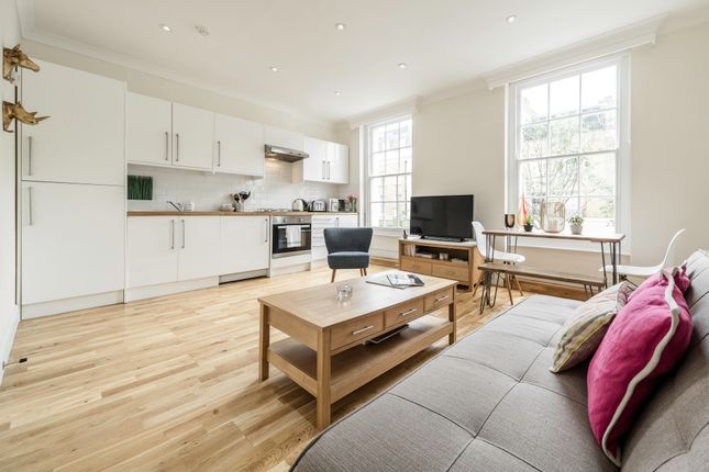 Thumbnail Flat to rent in Danbury Street, London