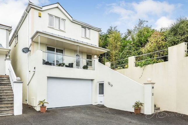 Thumbnail Detached house for sale in Walnut Road, Torquay