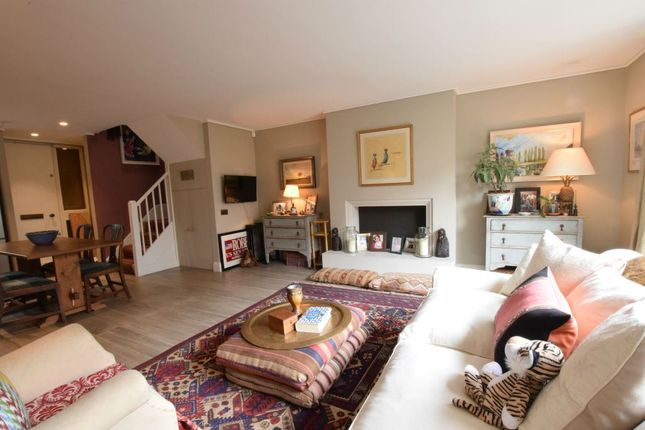Thumbnail End terrace house for sale in Camelford Court, Lancaster West, London