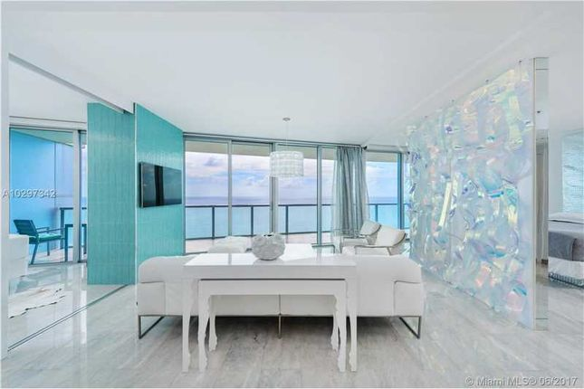 Thumbnail Town house for sale in 17001 Collins Ave 4102, Sunny Isles Beach, Fl, 33160