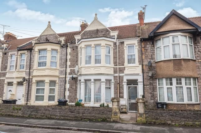 Thumbnail Flat for sale in Sunnyside Road, Weston-Super-Mare