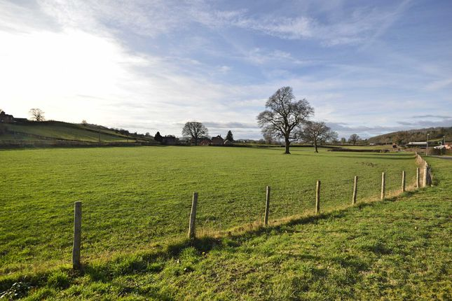Thumbnail Land for sale in Opposite Oak View, Sarn, Newtown, Powys