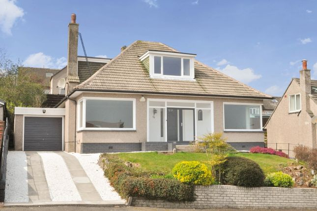 Thumbnail Detached bungalow for sale in Shaw Road, Milngavie, East Dunbartonshire