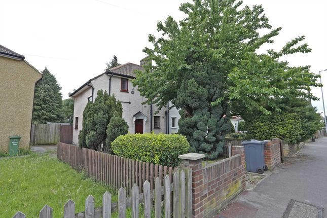 2 bed semi-detached house to rent in Bennetts Castle Lane, Dagenham RM8