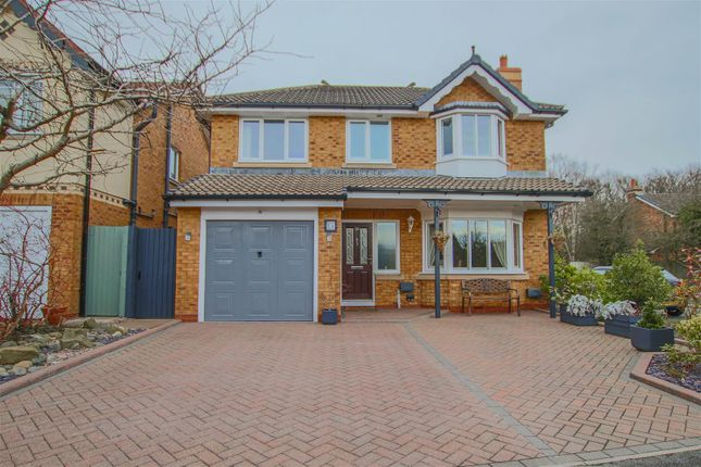 4 bed detached house for sale in Moorside Drive, Penwortham, Preston PR1