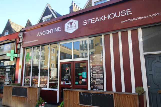 Thumbnail Restaurant/cafe to let in Essex Road, London