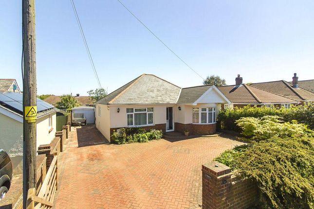 Thumbnail Detached bungalow for sale in Avondale Road, Capel-Le-Ferne, Folkestone