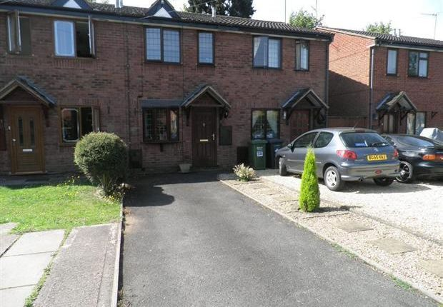 2 bed terraced house for sale in Larches Cottage Gardens, Kidderminster, Worcestershire