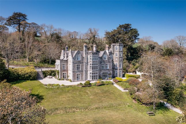 Thumbnail Flat for sale in Greatwood House, Greatwood, Falmouth, Cornwall