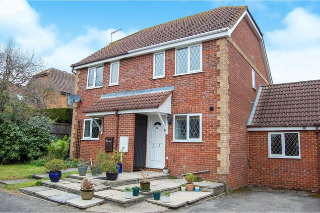 Thumbnail Semi-detached house for sale in Court Corner, Olney