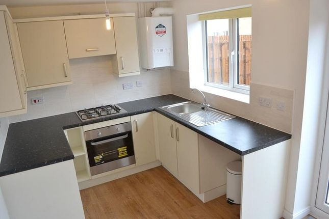 2 bed semi-detached house to rent in Lauderdale Crescent, Manchester