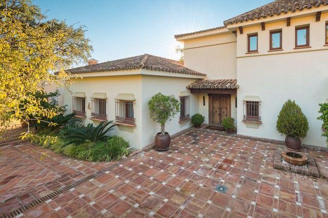 Villa of Spain, Málaga, Marbella, Hacienda Las Chapas
