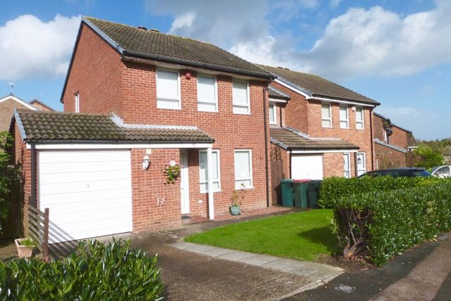 Thumbnail Detached house to rent in Byerley Way, Pound Hill