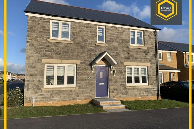 Thumbnail Detached house for sale in Ffordd Y Meillion, Llanelli