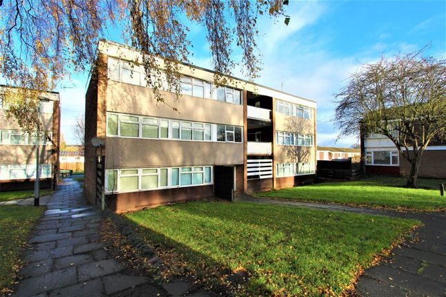 Thumbnail Flat for sale in Patterdale Court, Chilwell, Nottingham