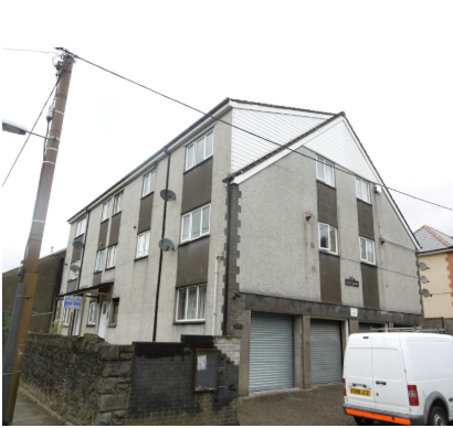 Thumbnail Flat to rent in Scott Street, Treherbert