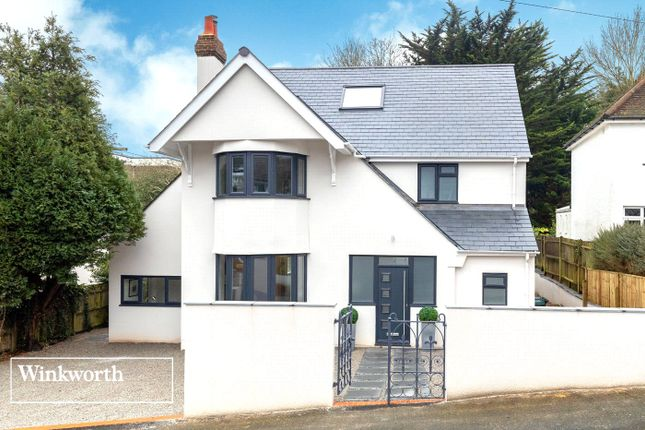 Thumbnail Detached house to rent in Cedars Gardens, Brighton, East Sussex