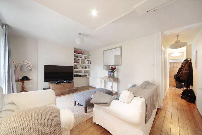 Thumbnail Flat to rent in Landor Road, Clapham North, London