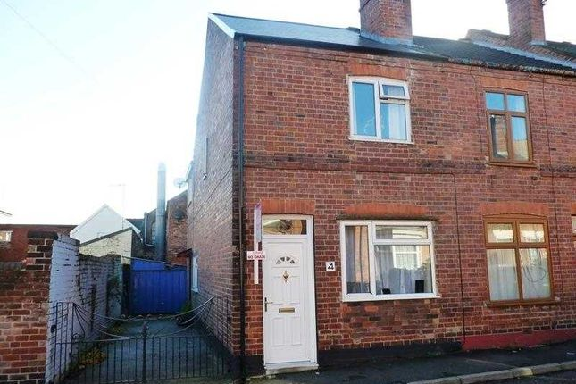 Thumbnail End terrace house to rent in Sterland Street, Chesterfield