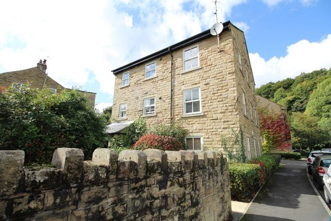 Thumbnail Flat for sale in Hamson Drive, Bollington, Macclesfield