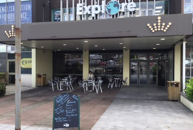 Restaurant/cafe for sale in Kingsway, Burnley