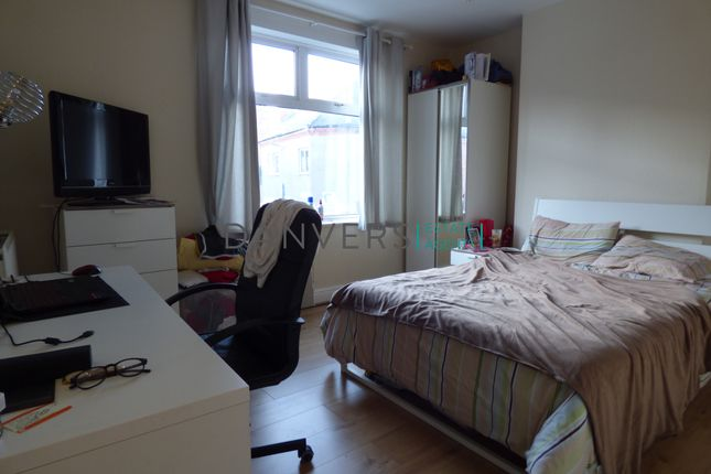 Thumbnail Terraced house to rent in Tudor Road, Leicester