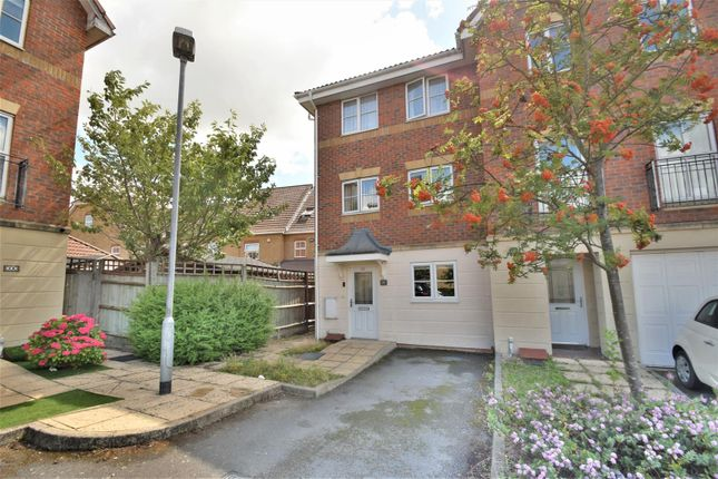 Thumbnail End terrace house to rent in Arklay Close, Hillingdon, Middlesex UB8.