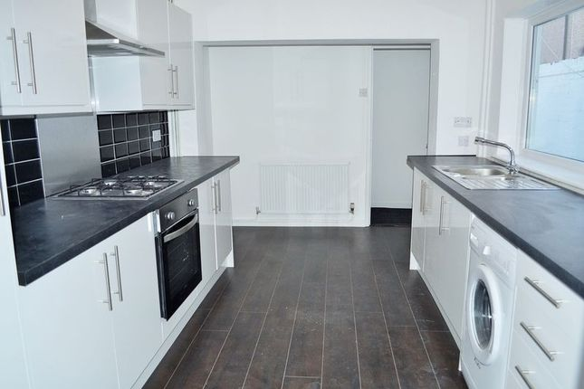 Thumbnail End terrace house to rent in Dryden Street, Bootle