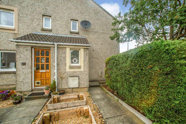 Thumbnail Terraced house for sale in North Bughtlinside, Edinburgh