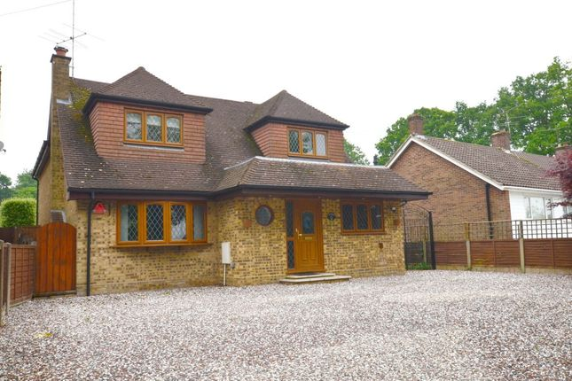 Thumbnail Detached house for sale in Prospect Road, Ash Vale