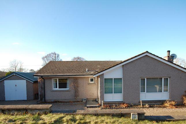Thumbnail Detached bungalow for sale in Lochiepots Road, Miltonduff, Elgin