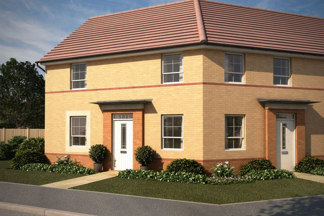 "Thumbnail Flat for sale in ""Hadleigh"" at Tenth Avenue, Morpeth"