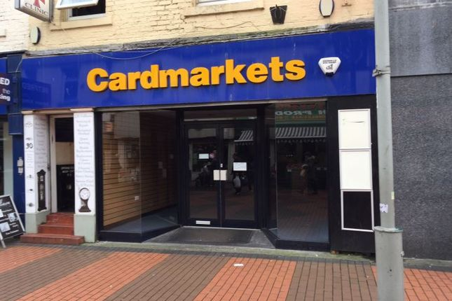 Thumbnail Retail premises to let in 30 Blandford Street, Sunderland