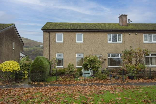 3 bed flat for sale in Burnside Road, Menstrie FK11