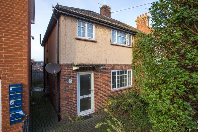 Semi-detached house for sale in Sturry Road, Canterbury